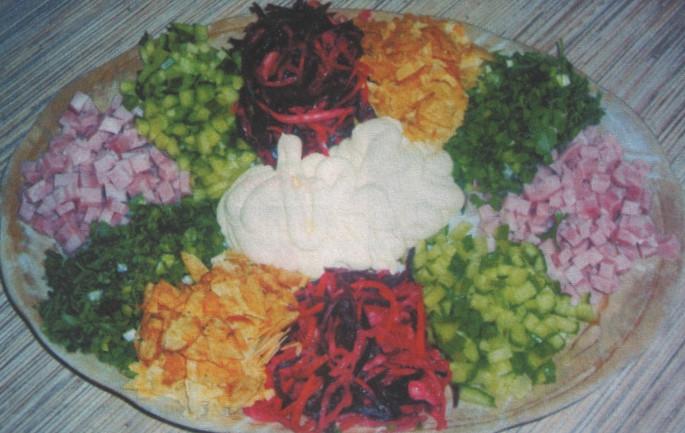 Самый вкусный салат на зиму рецепт 191